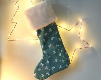 Astronaut Christmas Stocking