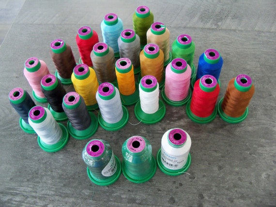 Embroidery Thread Amann Isacord Polyester Embroidery Thread Made In