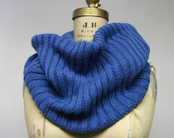 Big Fat Sky Chunky Cotton Cowl