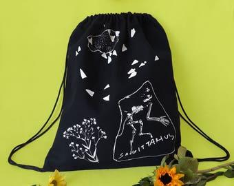 SAGITTARIUS Drawstring Backpack