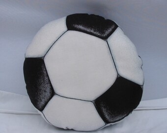 Soccer Ball Pillow  #4020