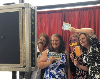 Complete Portable Selfie Photo Booth
