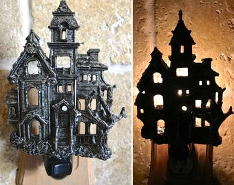 Haunted Mansion Nightlight