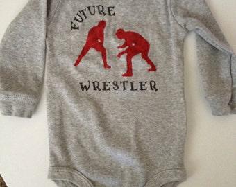 Future Wrestler (Boy or Girl)