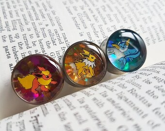 Eeveelutions pokemon glitter plugs pair or whole collection!