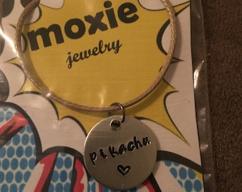 Pikachu necklace Pokemon