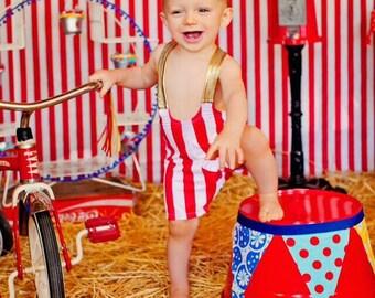 Strongman Costume for Little Children
