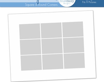 16 x 20 Storyboard (1) 9 Pictures - Photographer Resources