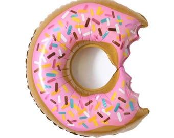Doughnut Balloon With Sprinkles
