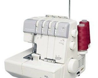 Janome 634D Serger Sewing Machine, FREE SHIPPING