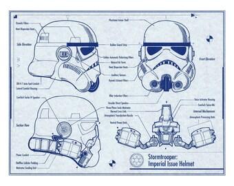 Poster - Star Wars - Stormtrooper - fine art gallery - Star Wars