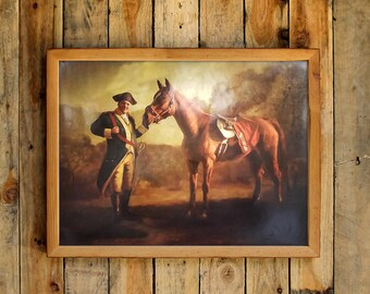 Tony Soprano And Race Horse Painting Paulie Version Pie-O-My Poster General Napoleon Walnuts Gualtieri TV Show Prop Wall Art Print Gift Idea