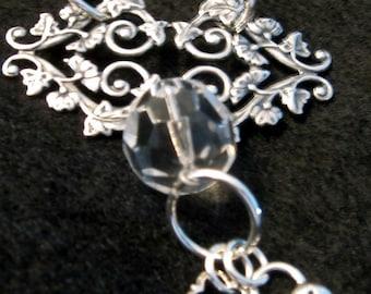A Key to Romance Necklace