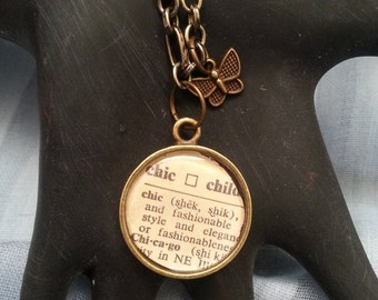 Chic Child Charm Necklace