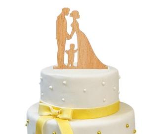 Wedding Cake Topper bride and groom Wooden Rustic Wedding Topper Wood Wedding Cake Topper Mr and Mrs Topper Wedding