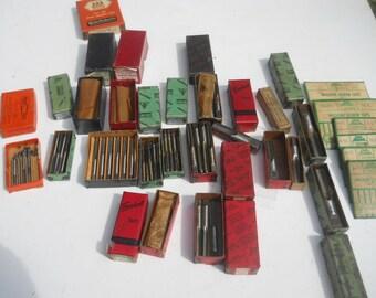 Vintage  Machine Screw, US Standard, National Pipe Tread Taps