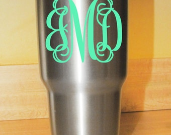 Rtic Cup Decal Etsy - Vinyl stickers for cups