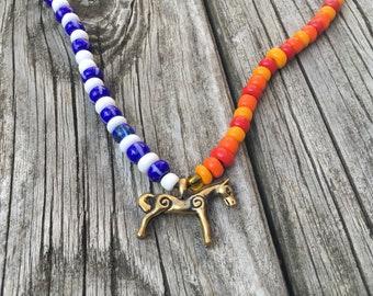 Viking Horse pendant