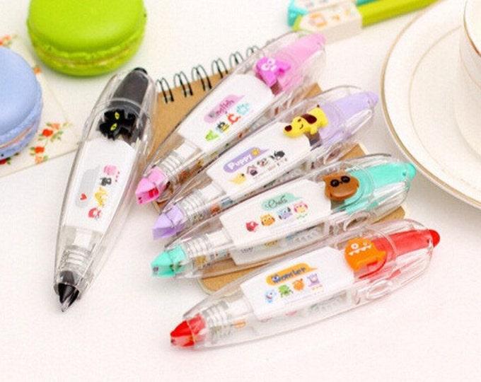 Fun Decorative Correction Tape Pens - Deco Pens