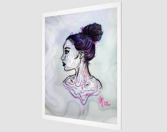 Lady Z - Art Pint
