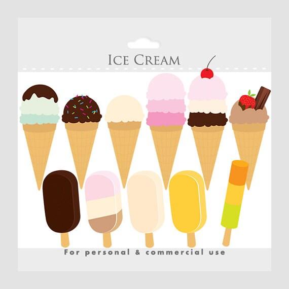 Icecream Cone Cupcake Wallpapers Mobile Pics: Ice Cream Clipart Ice Cream Cone Clip Art Digital Clipart