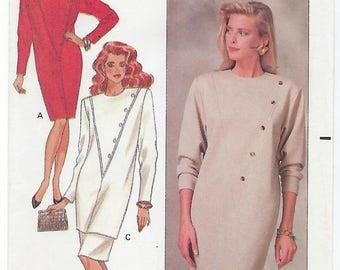 Butterick 6929 - MISSES Dress, Tunic & Skirt / Sizes 8, 10, 12