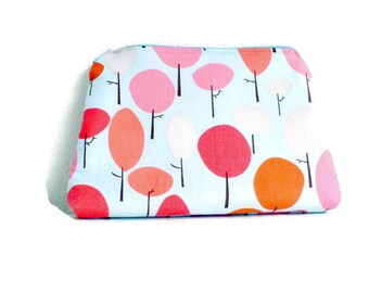 Makeup bag Make up bag Pencil Case Gift for Mom Gifts for her Gifts for mom Bridesmaid gift Gifts for sisters Coworker gifts