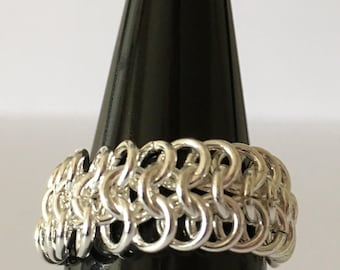 Never-Ending Chain Maille ring