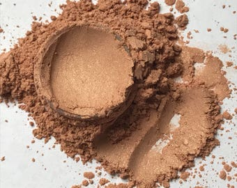 Cinnamon Duoce, Mineral Bronzer, All Natural, Vegan, Handmade