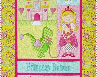 Princess Quilt Pattern