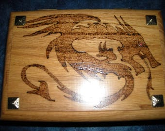 dragon storage chest