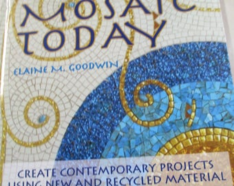 The Mosaic Today Book Hardbound new book 141 pages