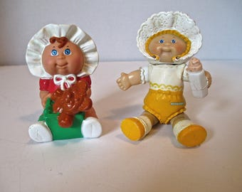 Cabbage Patch Babies Set of 2
