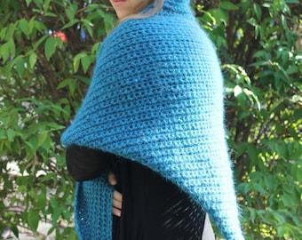 Large scarf shawl