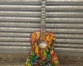 Shady Guitar by Frank O'Dea