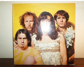 Vintage 1968 Vinyl LP Record We're Only In it For The Money The Mothers of Invention Frank Zappa Near Mint 11311