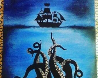 Deep Sea Kraken