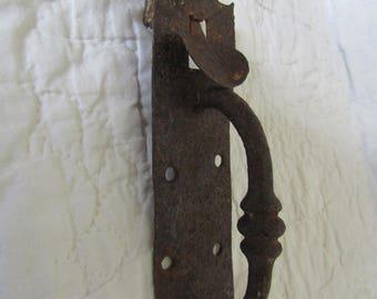 Door handles 1800s | Etsy