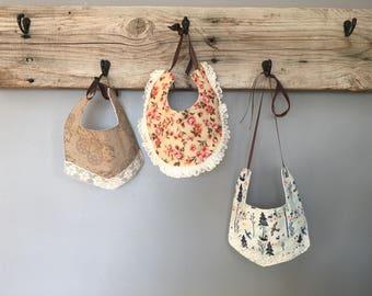 Handmade Baby Bibs