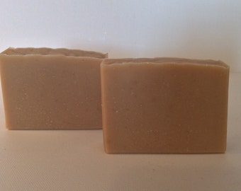 Unscented Oatmeal Milk and Honey Soap