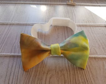 Water Color Bow Tie | Headband | Hair Bow