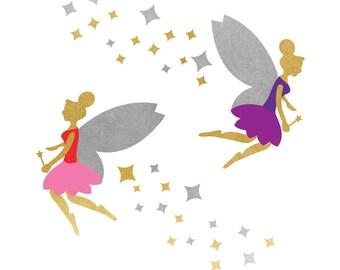 b05f399e69dc1 Fairy tattoo kids | Etsy