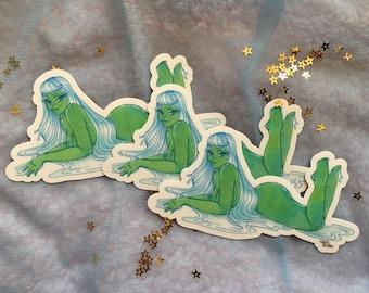 """5"""" Aquarius Stickers"""