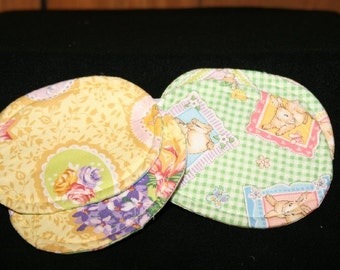 coasters - oval - small - easter