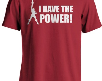 He-Man and the Masters of the Universe - I have the Power T-shirt