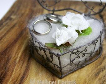Ring cushion / ring box / ring box / box pallet