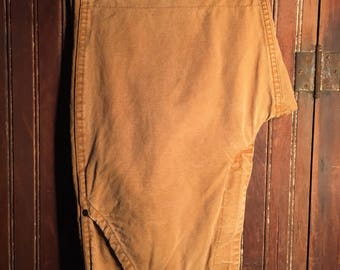 Vintage Made in USA SafeTBack Hunting Pants 34/30