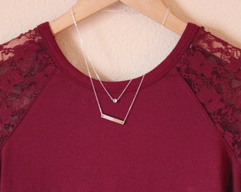 Layering Necklace Set