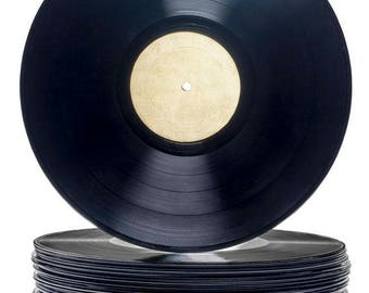 "Short Run Special - Five 12"" Vinyl Records (For Bands, Recording Artists only :)"