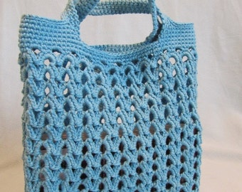 Crochet Bag Pattern (Marina Bag) Instant Download